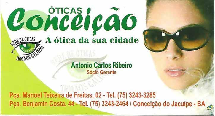 Óticas em Conceição do Jacuípe ... 9cf43c8b3e